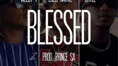 Photo of Weedy T Ft Emtee & Lolli Native – Blessed