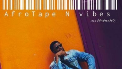 Photo of Download Mp3: Dj Enimoney – Afrotape N Vibe Mix